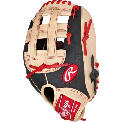 Rawlings Youth Select Pro Lite Bryce Harper 12 in Baseball Glove Left-handed - view number 3