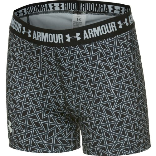 Under Armour Girls' Printed Armour Shorty