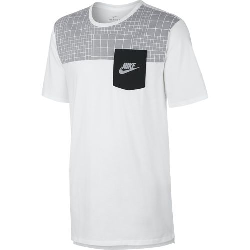 Display product reviews for Nike Men's Sportswear AV15 Print T-shirt