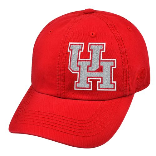 Top of the World Women's University of Houston Entourage Cap