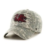 '47 University of South Carolina Officer Camo Clean-Up Cap