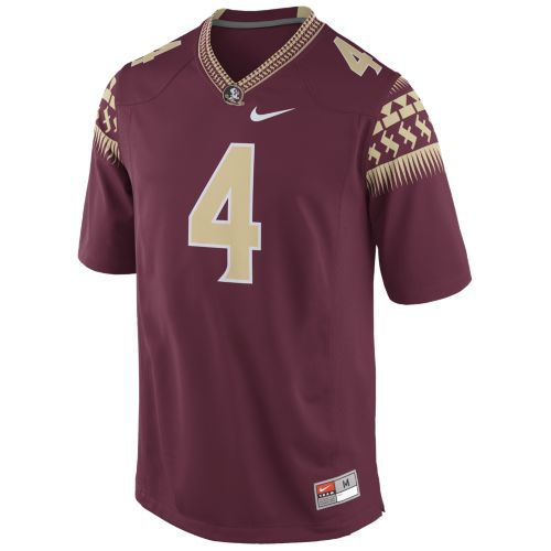 Nike Men's Florida State University Game Jersey