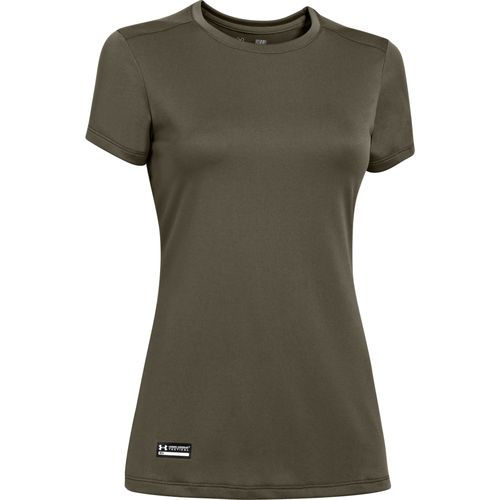 Display product reviews for Under Armour Women's UA Tech Tactical T-shirt