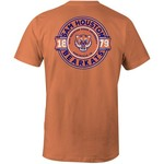 Image One Men's Sam Houston State University Rounds Comfort Color Short Sleeve T-shirt