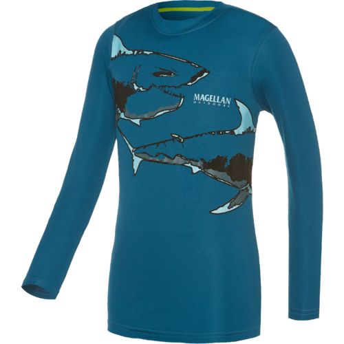 Magellan Outdoors™ Boys' Adventure Gear Long Sleeve T-shirt