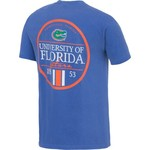 Image One Men's University of Florida Simple Circle Lines T-shirt