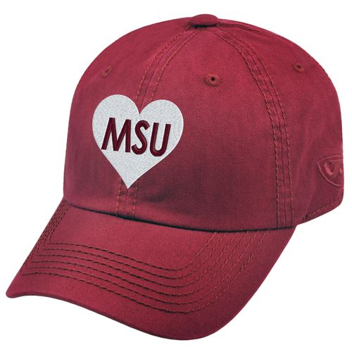 Top of the World Women's Mississippi State University Lovely Cap