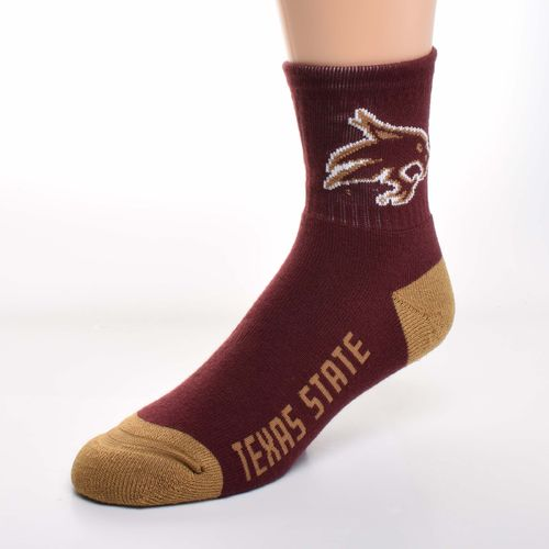 FBF Originals Men's Texas State University Socks