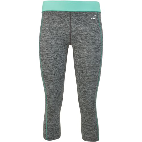 BCG Women's Space Dye Capri Pant