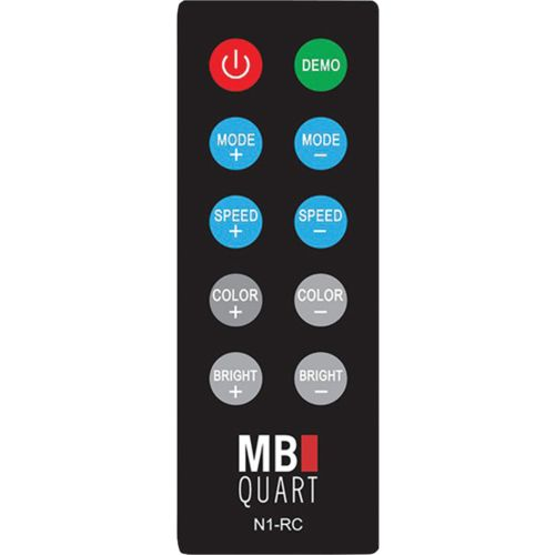 MB Quart N1-RC Wireless RF LED Light Remote
