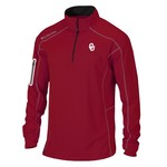 Columbia Sportswear™ Men's University of Oklahoma Shotgun 1/4 Zip Pullover