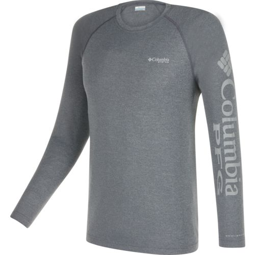 Columbia Sportswear Men's Terminal Tackle Heather Long Sleeve Shirt