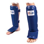 Fairtex Adults' Pro-Style MMA Shin-Instep Guards - view number 1
