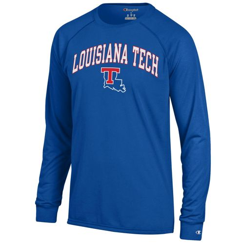 Champion™ Men's Louisiana Tech University Long Sleeve T-shirt