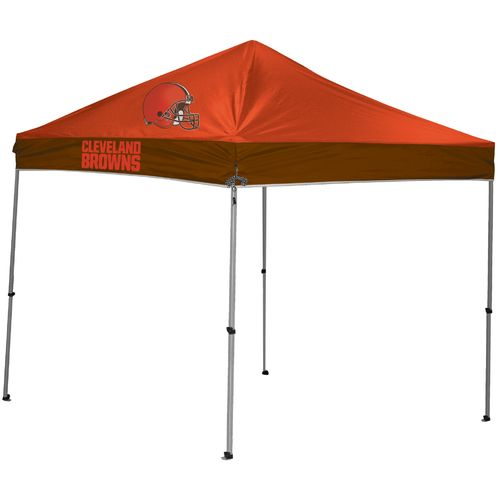 Coleman® Cleveland Browns 9' x 9' Straight-Leg Canopy - view number 1