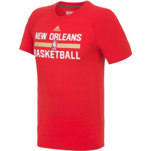 adidas™ Men's New Orleans Pelicans Long Sleeve climacool® Aeroknit T-shirt