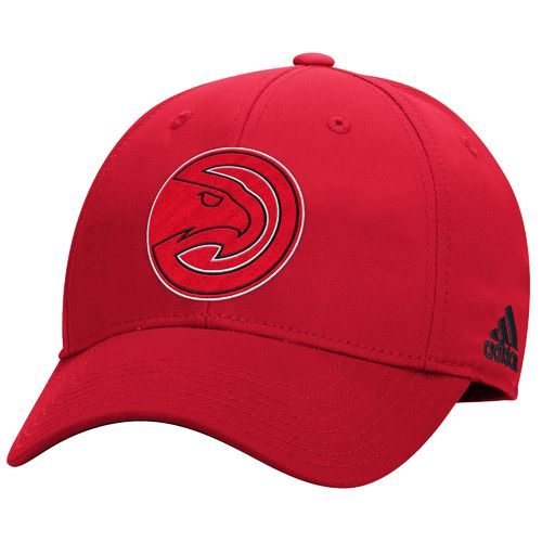 adidas™ Men's Atlanta Hawks Structured Flex Cap