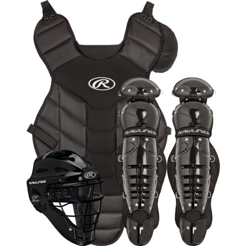 Display product reviews for Rawlings Juniors' Prodigy Intermediate Catcher's Set