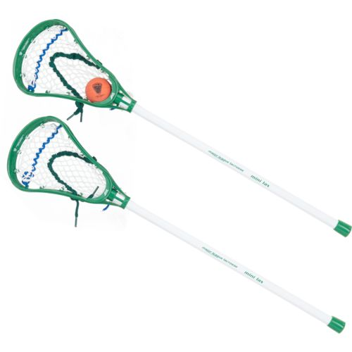 A&R MLL 2 Mini Lacrosse Sticks with Ball