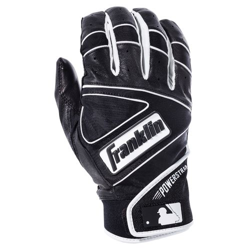 Display product reviews for Franklin Adults' Powerstrap™ Batting Gloves