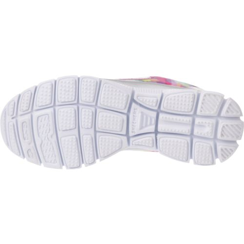 SKECHERS Girls' Skech Appeal Color Daze Training Shoes - view number 5