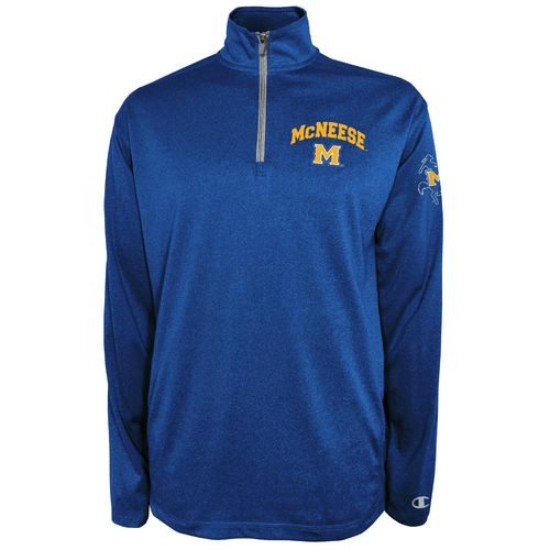 Champion™ Men's McNeese State University Victory 1/4 Zip Pullover
