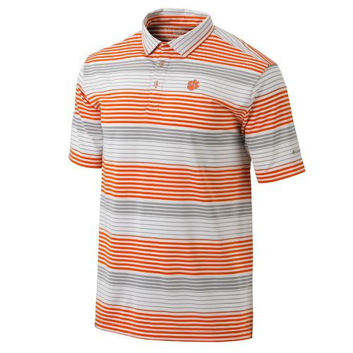 Columbia Sportswear Men's Clemson University Fairway Polo Shirt - view number 1