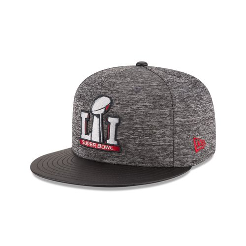 New Era Men's 59FIFTY Super Bowl LI 2017 2-Tone Cap