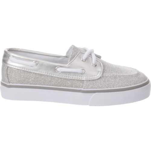 Austin Trading Co. Girls' Sailor Shimmer Shoes