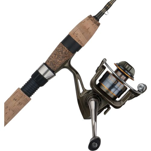 Shakespeare® Wild Series 6'6' M Spinning Rod and Reel Combo