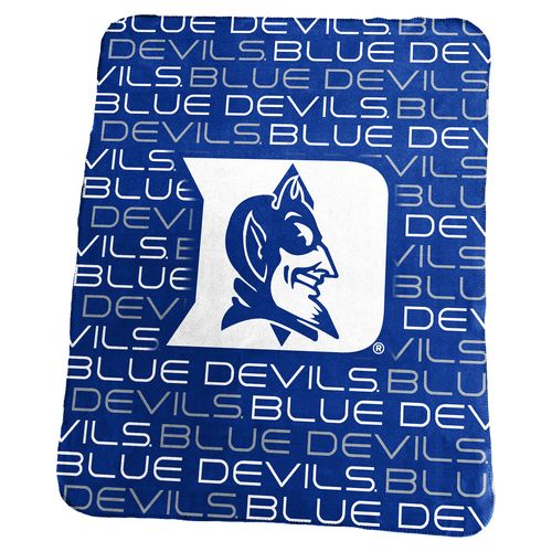 Logo Duke University 50 in x 60 in Classic Fleece Blanket