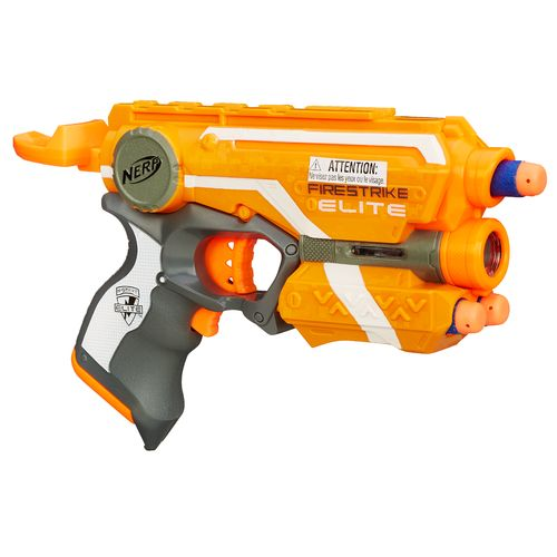 Display product reviews for NERF N-STRIKE Elite Firestrike Blaster