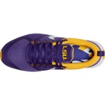 Nike Women's Louisiana State University Zoom Fitness Training Shoes - view number 5