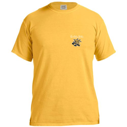 Image One Women's Wichita State University Ikat Letter Script T-shirt - view number 2