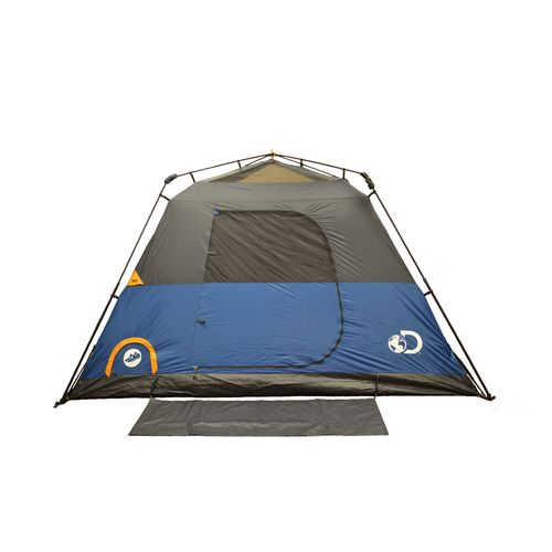 ... Discovery Adventures Instant 6 Person C&ing Tent - view number 2 ...  sc 1 st  Academy Sports + Outdoors & Discovery Adventures Instant 6 Person Camping Tent | Academy