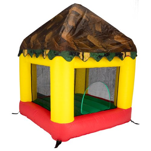 Jumpking 6.25 ft x 6 ft Bounce House with Tree House Cover