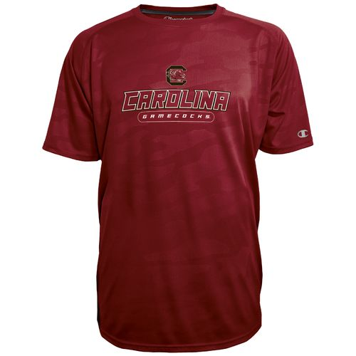 Champion™ Men's University of South Carolina Impact Embossed T-shirt