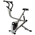 Sunny Health & Fitness Dual Action Rider Bike - view number 1