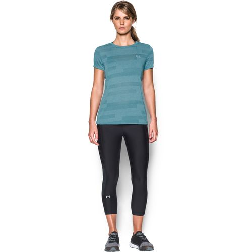 Under Armour Women's Threadborne SSC Jacquard T-shirt - view number 3