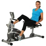 Exerpeutic 900XL Extended-Capacity Recumbent Exercise Bicycle - view number 1
