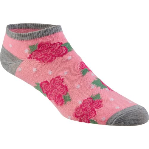 BCG Women's Flowers Bouquet Socks 6 Pairs