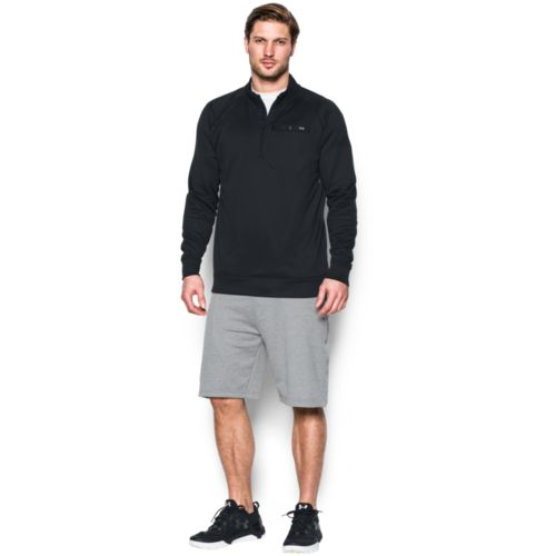 Under Armour Men's Shoreline 1/4 Zip Pullover Hoodie - view number 3