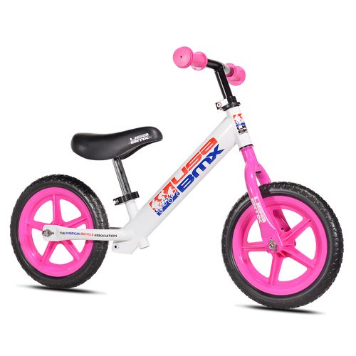 USA BMX Girls' 12 in Balance Bike