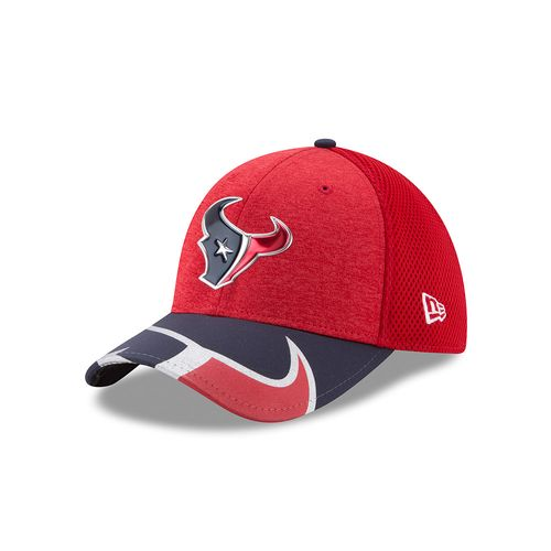 New Era Men's Houston Texans 39THIRTY NFL17 On Stage Cap