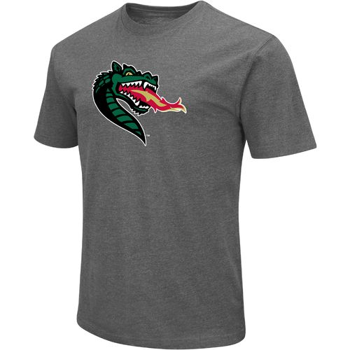 Colosseum Athletics Men's University of Alabama at Birmingham Logo Short Sleeve T-shirt