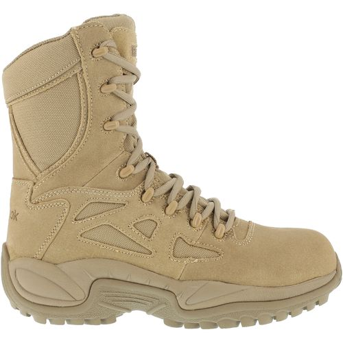 Reebok Men's Rapid Response 8 in Tactical Composite Toe Work Boots