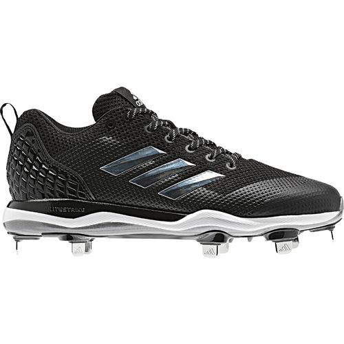 adidas Men's PowerAlley 5 Metal Baseball Cleats - view number ...