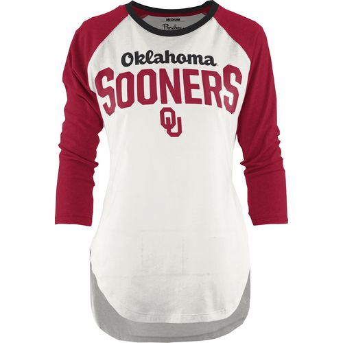 Three Squared Juniors' University of Oklahoma Quin T-shirt