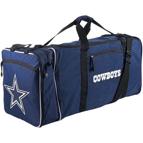The Northwest Company Dallas Cowboys Steel Duffel Bag