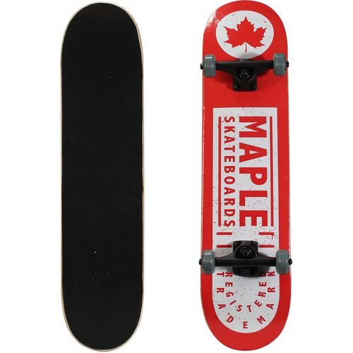 Maple Popsicle Board 31 in Skateboard